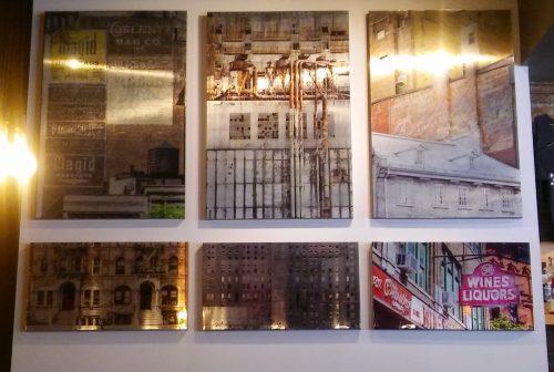 Exposition des oeuvres de Phil Carrière