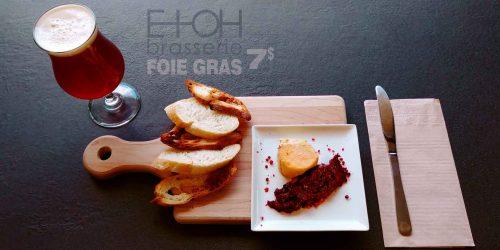 Foie gras à 7$