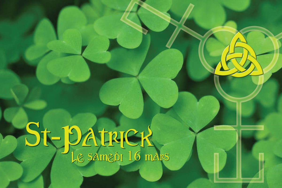 St-Patrick 2019
